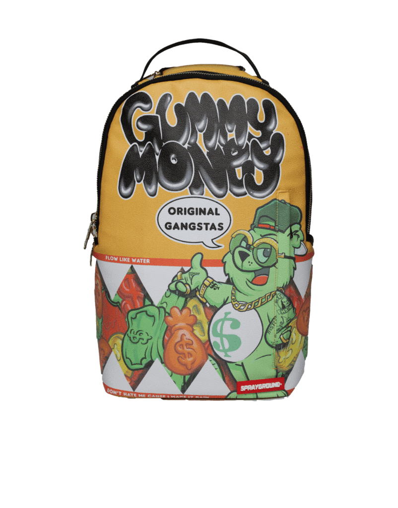 40c4a5fd3f9 Sprayground Haribo Candy Bears Gummy Money and 50 similar items