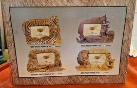4X6 Picture Frame Lion Family Design Lion Lioness Cub by Popular Creations NEW image 7