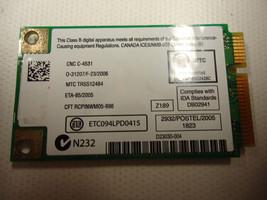Intel Pro WM3945ABG MOW1 Wireless 802.11 bgn Mini PCIE Card image 2