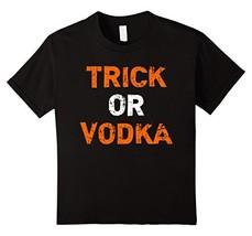 Trick-Vodka-Funny-Halloween-Drinking Men - $16.99+