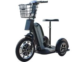 MotoTec Electric Trike 48v 800w Personal Transporter 3 Wheel Electric Scooter image 5