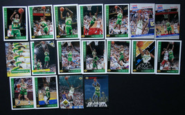 1993-94 Upper Deck Seattle Supersonics Sonics Team Set Of 18 Basketball Cards - $4.99