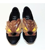 JC PLAY Jeffrey Campbell Padded Lion Face Sneakers 6 M - $24.00