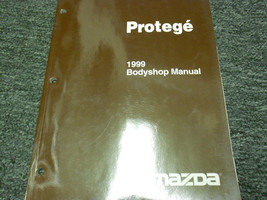 1999 Mazda Protege Bodyshop Service Repair Shop Manual FACTORY FEO BOOK 99 x - $79.18