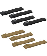 """4 PACK 6"""" x 1"""" MOLLE Replacement Straps For Pouches, Holsters, Backpacks... - $8.99"""
