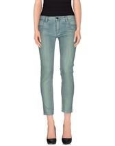 Brockenbow Corto Jeans Aderenti, Color Foglia di Tè, 31 - $188.64