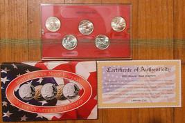2003 Uncirculated State Quarter Denver Mint Set. - $5.00