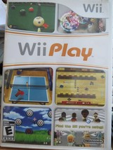 Wii Play  (Wii, 2007) - $5.00