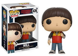 Stranger Things Will Byers Vinyl POP! Figure Toy #426 FUNKO NEW MIB - $12.55