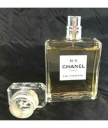 Chanel No. 5 Eau Premiere 1.7 oz- Partial Bottle- Almost Full - $92.14