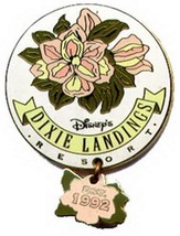 Dixie Landings WDW Dangle Resort Authentic WDW Disney pin - $12.99