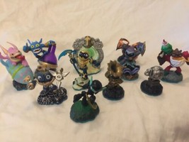 Activision Skylanders Lot of 10 Figures from 2013 - $24.74