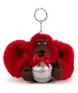 Kipling Happy Holiday's Large Monkey Keychain Ornament AC8594-659 SOPHIE... - $37.05