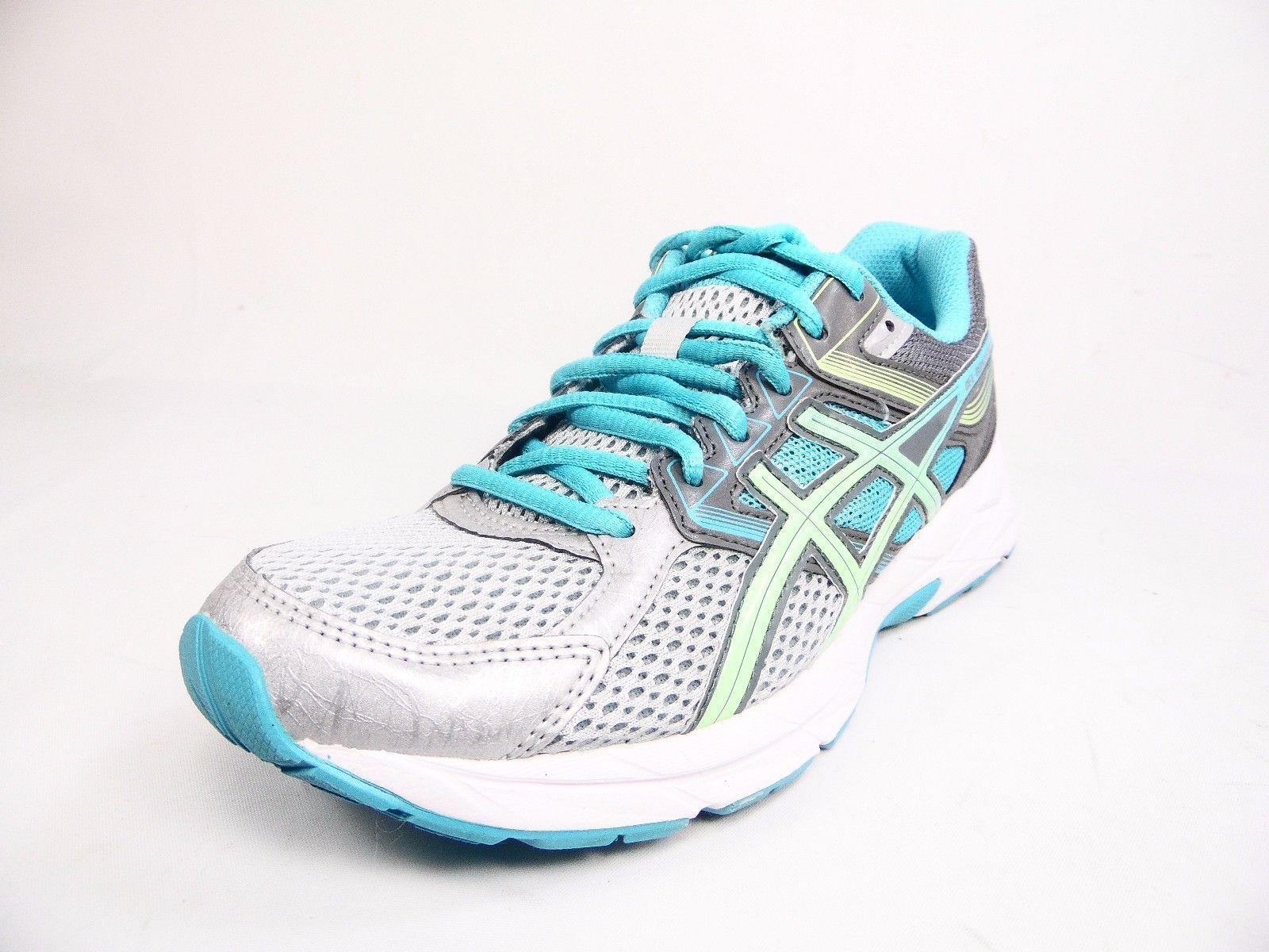 ASICS WOMEN'S GEL CONTEND 3 Running Shoe, SilverPistachio