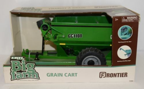 ERTL TBEK46071 Big Farm Frontier GC1108 Grain Cart Working Auger