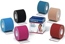 "Leukotape K Kinesiology Tape by BSN Medical (2"", Lt. Blue) - $19.50"