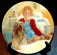 "1982 ""Annie and Sandy"" by William Chambers with Box AA20- CP2237 Vintage"