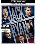 Jack Ryan 5-Film Collection (4K Ultra HD+Blu-ray)  - $49.95