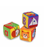Baby's First ABC Blocks by Melissa & Doug - $15.00