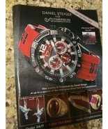 DANIEL STEIGER-TIMEPIECES INTERNATIONAL Mail-order CATALOG 2020 75 PAGES - $4.94