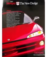 1997 Dodge INTREPID sales brochure catalog US 97 ES - $6.00