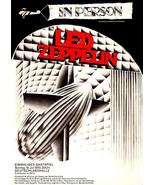 Led Zeppelin - Berlin - 1970 - Concert Poster - $9.99+