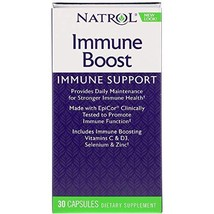 Natrol Immune Boost Capsule - 30 per pack - 2 packs per case. - $29.17