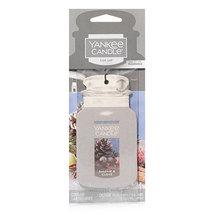 12 new yankee candle classic car jar air freshener balsam & clove scent - $26.00