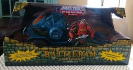 Masters of the Universe Classics MOTU Classics MOTUC Figure BATTLE RAM - $95.00