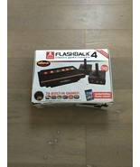 Pre-owned ATARI FLASHBACK 4 Classic Game Console 76 Games Wireless Contr... - $15.00