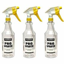 Harris Professional Spray Bottle 32oz (3-Pack), All-Purpose with Clear F... - $14.34