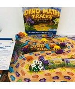 Learning Resources Dino Math Tracks Board Game Dinosaurs - $39.59