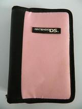 Nintendo DS Pink & Black Carry Case - $19.99