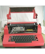 IBM Selectric II RED Parts/Repair - $43.20