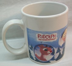 "RUDOLPH THE RED NOSED REINDEER Island of Misfit Toys 4"" CERAMIC MUG - $14.85"