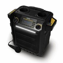 Ion Explorer Outback 2 Bluetooth Water Resistant Speaker System - Black - $338.82 CAD