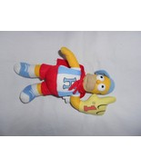 The Simpsons Dancin' Homer Plush Stuffed Doll Toy Red Cap #1 Finger - $15.82