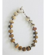 For Women: Crazy Lace Agate {healing beads} (PB155) (Was:$14. Now:$12) - $12.00