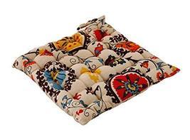 PANDA SUPERSTORE Ethnic Fusion Cushion/Office Cushion/Tatami Cushion
