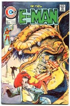 E-MAN #7-JOHN BYRNE ART VF/NM - $25.22
