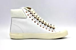 DIESEL S-Mustave MC W Women's Zip-Round Fashion Sneaker Gunmetal Size 5 - $97.01