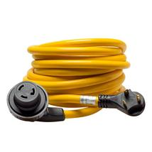 RV Power Adapter Cord/Right Angle Female Twist Lock (30AMP-25FT) 30AMP-25FT - $42.49