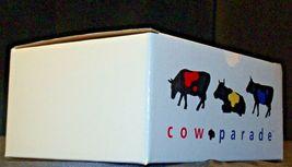 CowParade Cowbell # 9203 Westland Giftware AA-191908 Vintage Collectible image 4