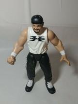 1998 WWE WWF Jakks Pacific D-Generation X Road Dog Jesse James Wrestling Figure - $8.59