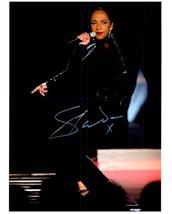 SADE  Authentic Autographed Signed 8X10 Photo w/COA - 30126 - $145.00
