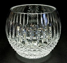 1 (One) WATERFORD BALLYBAL Cut Lead Crystal Votive Candle Holder - Signed - $80.74