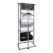 Econoco 3 Roll Polyethylene Horizontal Dispensing Rack, Square Tubing - $97.67