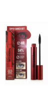 SMASHBOX Super Fan Fanned Out Mascara Black Full Size Authentic NEW - $18.61