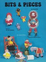 Bits & Pieces Book 3, Jan Hatfield Crochet Pattern Booklet JH203 - $3.95