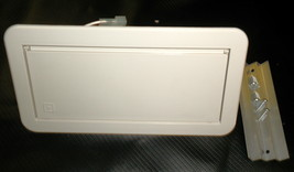 Ventline Almond 12V Power Wall Vent W/ Dormeyer Motor #3731 / #V2160-58 - $24.75